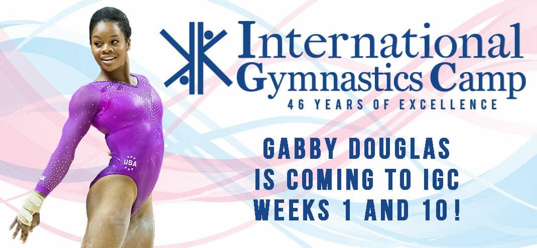Gabby douglas confirmed for summer 2017 at igc the blog blog gabby douglas m4hsunfo