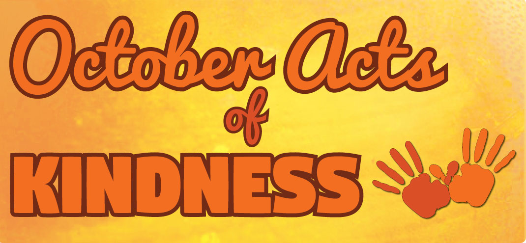 October Acts of Kindness